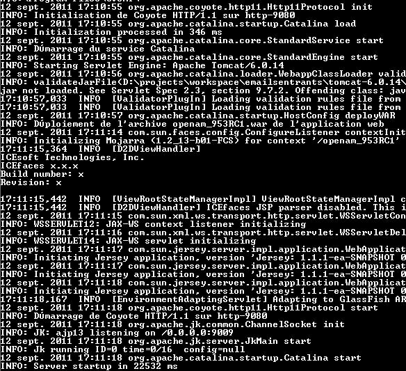 OpenAM - First Deployment