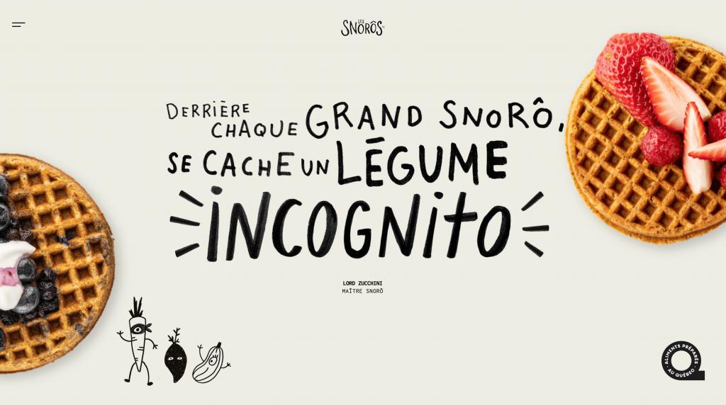 Les Snorôs